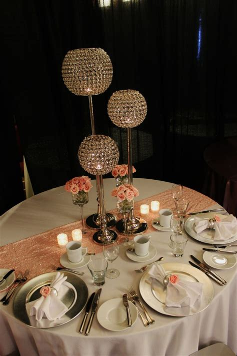 1000 Images About Crystal Ball Inspiration On Pinterest Balls Centerpieces Wedding