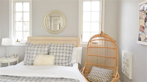 hanging chair in bedroom hanging chairs in bedrooms hanging chairs in kids rooms hgtv s decorating design blog hgtv