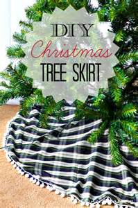 Make a christmas tree skirt instructions pictures home design ideas