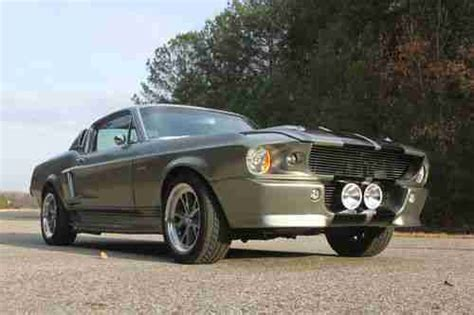 find new 1967 mustang eleanor c code fastback shelby gt500e 100 hd photos in cordova tennessee