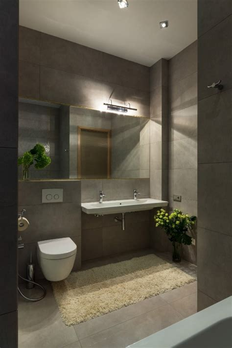 Modern Apartment Bathroom Ideas by Spacious Apartment With Family Friendly Decor