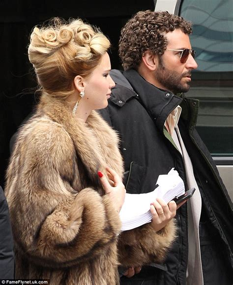 dolores río in light and shade bradley cooper shows his perm onset with