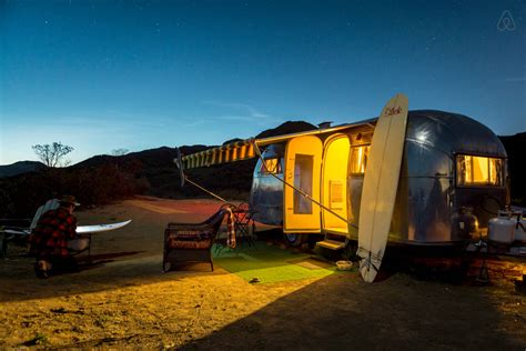 airbnb airstream 10 awesome airbnb trailers for your next weekend getaway