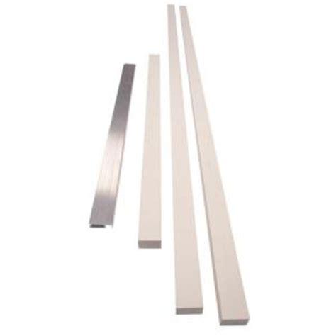 Exterior Door Sill Extension Jeld Wen 5 8 In Exterior Door Jamb Extension Kit With Mill Sill Hd649802 The Home Depot