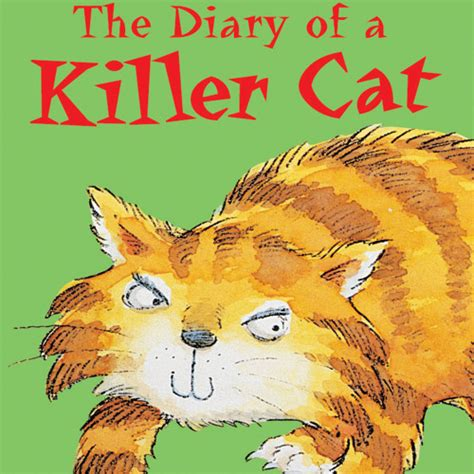 diary of a domestic the books diary of a killer cat audio book extract read