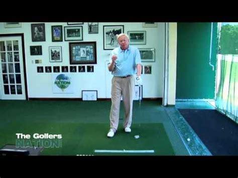 the slot swing golf tips jim mclean slot swing youtube