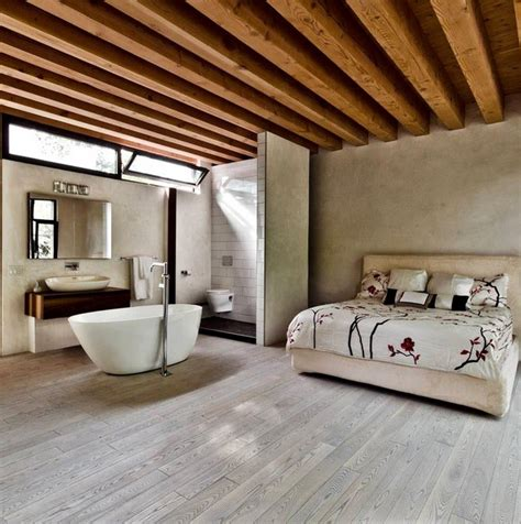 Modern Bathroom And Bedroom 12 Bedrooms Ideas With Bathtubs Or Showers