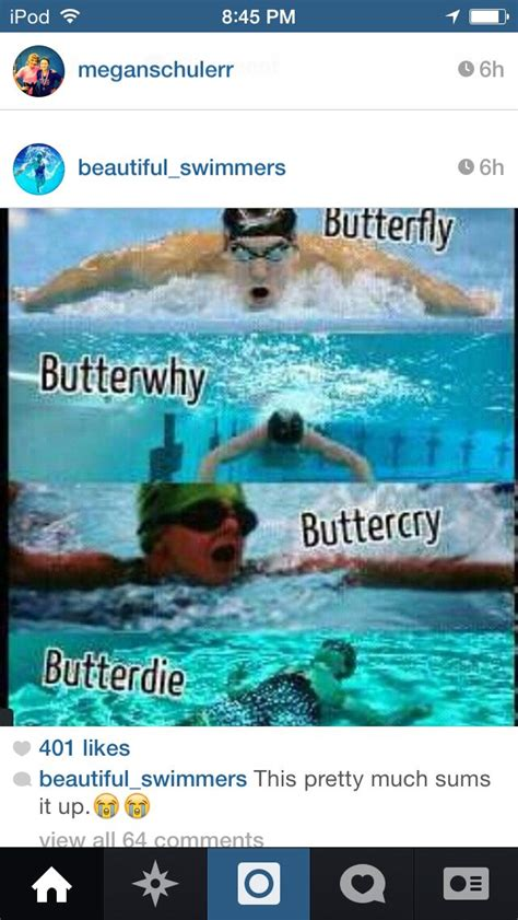 Swimming Memes - 114 best images about swim quotes on pinterest pools