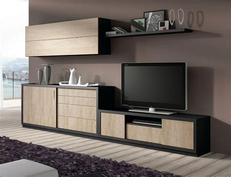 Tv Sideboard Modern by Contemporary Baixmoduls Tv Unit Sideboard And Wall Cabinet