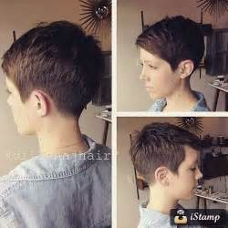 pixie haircuts for 50 fron the back 1000 ideas about pixie cuts on pinterest shorter hair