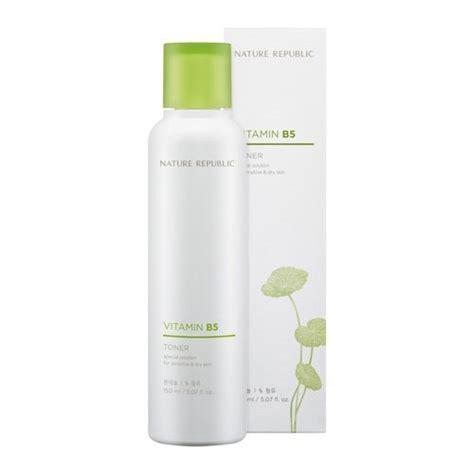 Toner Nature Republic Di Store Nature Republic Vitamin B5 Toner Korean Cosmetic Skncare