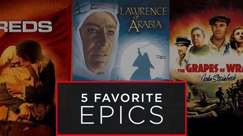 epic film genre definition my five favorite epics netflix dvd blog