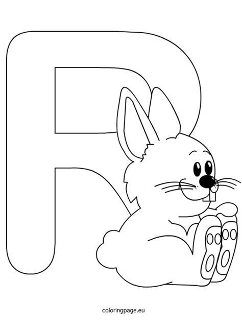 adult coloring pages letter r coloring pages