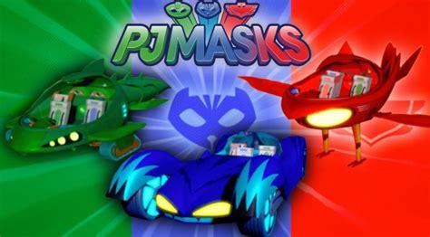 go go gekko mobile pj masks books let s play pj masks vehicle challenge family gamer tv