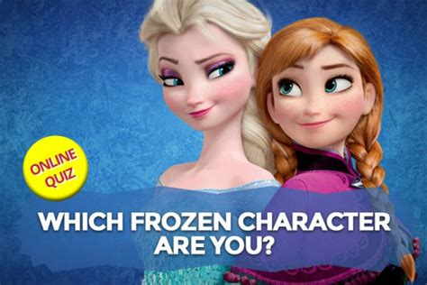 frozen film quiz online test which frozen character are you wuppsy