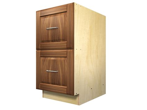 Bottom Cabinet by 2 Drawer Base Cabinet