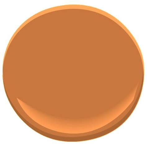 benjamin moore burnt orange bronze tone 2166 30 paint benjamin moore bronze tone