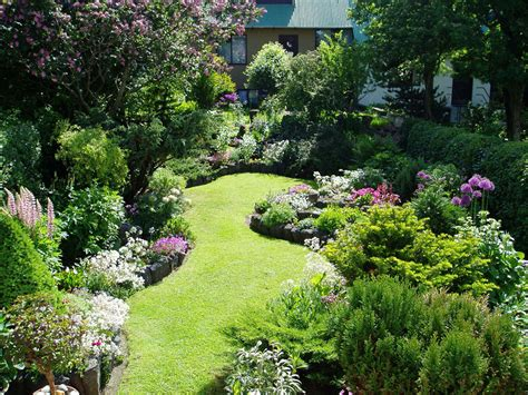 Landscape Gardens Ideas Small Garden Ideas Corner