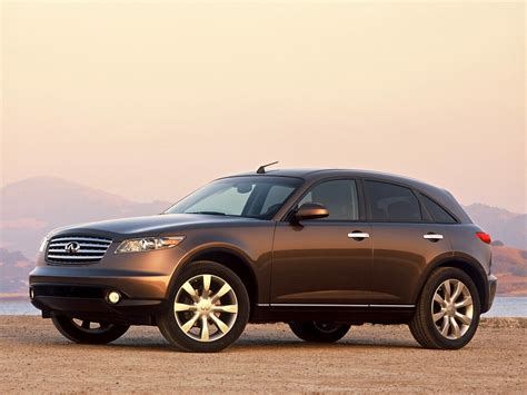 infiniti fuel economy infiniti fx technical specifications and fuel economy