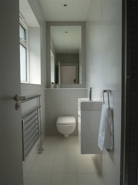 Modern Bathrooms Houzz Small Bathrooms Modern Bathroom Other Metro By Slightly Ltd