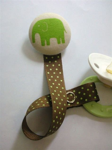 Handmade Pacifier - 11 best images about cadenas chupetes on baby
