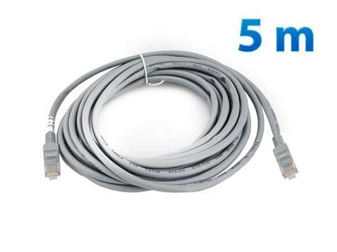 Cable Lan 5 M kabel sieciowy lan 5m kategorie multimedia kable