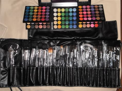 Dijamin Kuas Set Make Up Isi 5 set barang makeup murah saubhaya makeup