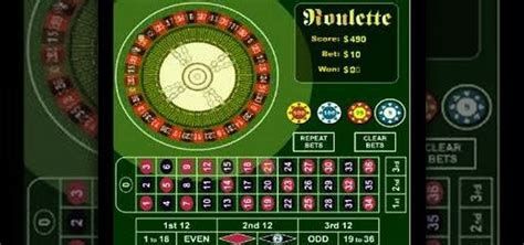How To Win Money On Roulette - how to win at roulette 171 roulette