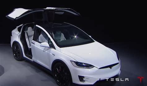 Tesla Model X Production Date Analyst Tesla Model X Production Hitting Benchmarks