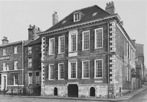 18th century houses plate 138 18th century houses cumberland house and oliver sheldon house british