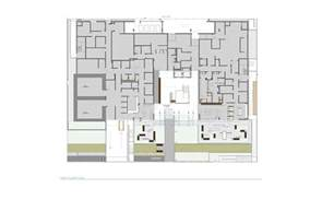 Ambulatory Surgery Center Floor Plans Architecture Photography Ucla Outpatient Surgery And