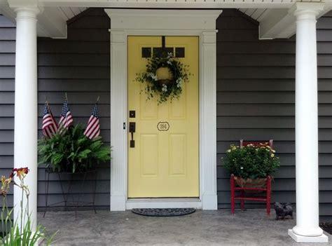 Front Door Casing Front Door Molding The Garden Exterior