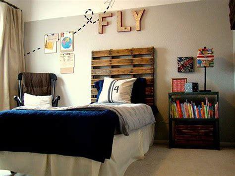 guy bedrooms tumblr decorando o quarto com paletes