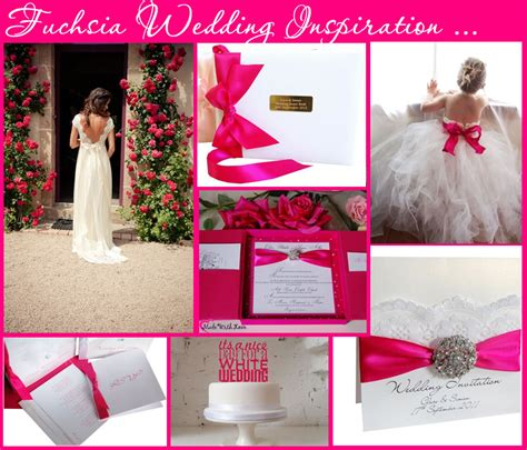 hot pink themes fuchsia and pink wedding ideas pink wedding color twelve