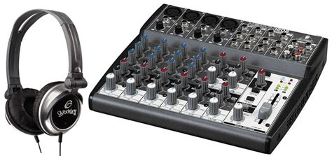 Mixer Audio Behringer 1202 behringer 1202 pro audio dj xenyx 12 channel stereo mixer