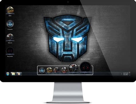 Themes For Windows 7 Transformers Free Download | download transformers theme for windows 7 and 8 with hd