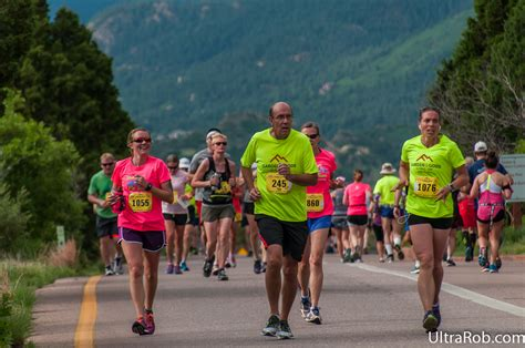Garden Of The Gods 10 Miler by Garden Of The Gods 10 Mile And 10k Photos Ultrarob S