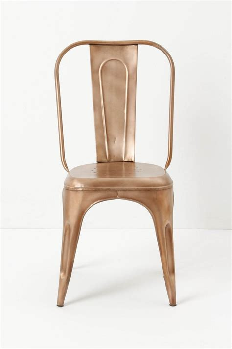 Copper Dining Chairs with Redsmith Dining Chair In Copper Interiors Pinterest