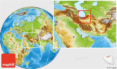 location of iran on world map physical location map of mazandaran within the entire country