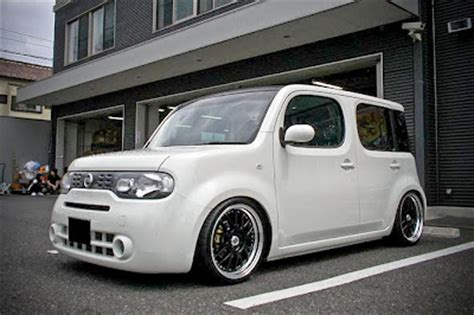 scion cube slammed go with solo nissan cube slammed w wheels