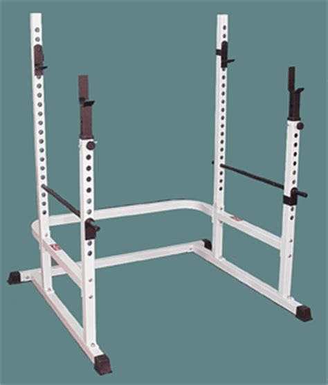York Squat Rack by Stand Alone Squat Rack Bodybuilding Forums