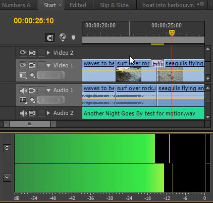 adobe premiere cs6 mts no audio audio meters in adobe premiere pro cs6 the beat a blog