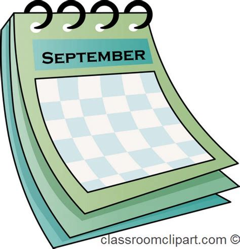 calendar clipart calendar clipart calender pencil and in color calendar