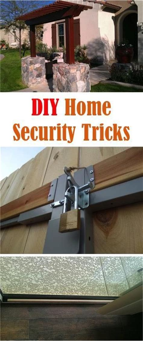diy home security ideas 17 best images about diy crafts on rocks