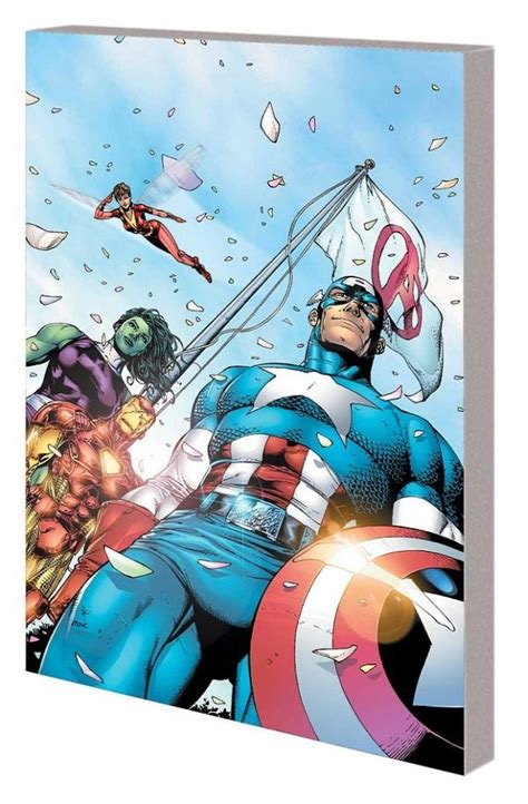 Complete Coll By Geoff Johns Tp Vol 1 Mar130750 marvel comics may 2013 solicitations collected editions