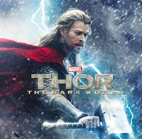 ulasan film thor the dark world marvel s thor the dark world the art of the movie