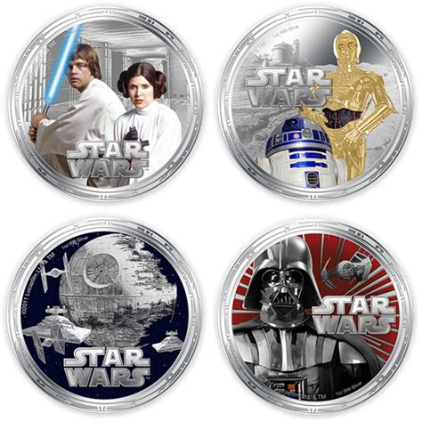Mainan Docktor Set Coper Transparan Blue wars collectible silver coins