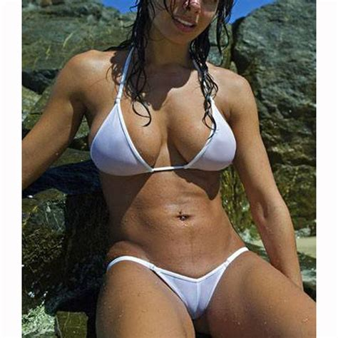 women in see through bikinis see through micro bikini set women s 2018 brazilian sheer