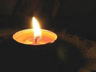 una candela una candela paperblog