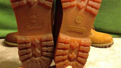 timberland boat shoes fake how to spot fake timberland boots comparison 6 wheats